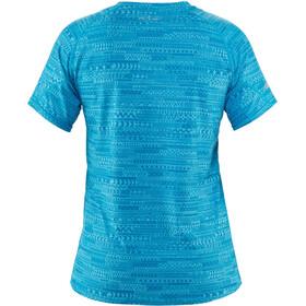 NRS H2Core Silkweight Short-Sleeve Shirt Women cyan